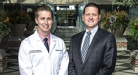 Orthopaedic Sports Medicine Fellowship, Royal Oak | Beaumont