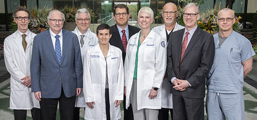 Vascular Surgery Group Photo